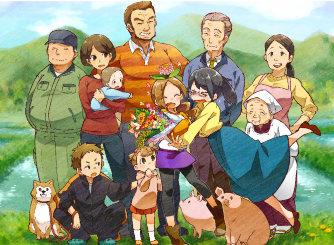ガイナックス「福島の現状を伝えるためにアニメをつくる」 イメージカットを公開