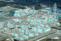 Japan Nuclear Fuel Ltd.'s spent nuclear fuel reprocessing facility is pictured in Rokkasho, Aomori Prefecture, on March 27, 2011. (Mainichi)