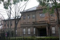 旧東京音楽学校奏楽堂=江刺弘子撮影