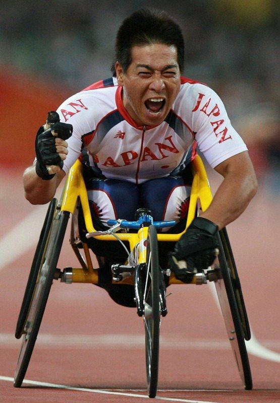パラリンピック ハンディ超え限界に挑む