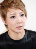 宝塚歌劇元星組トップスターの柚希礼音=梅田麻衣子撮影