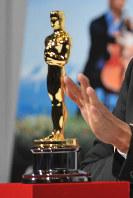 米アカデミー賞のオスカー像