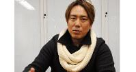 皆川賢太郎さん