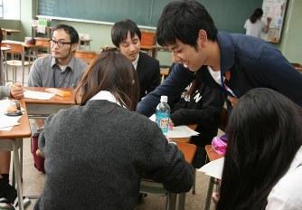 田奈高:補習授業が継続へ NPOが...