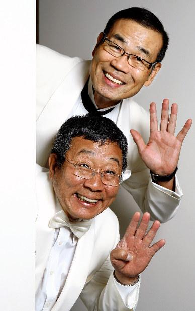 芸術選奨:オール阪神・巨人 文部科学大臣賞受賞 - 毎日新聞