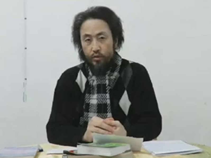 安田純平さん:名乗る男性の動画を確認 ヌスラ戦線拘束か - 毎日新聞 - ヒウィッヒ・ドットコム