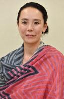 河瀬直美監督=大阪市浪速区で2015年5月、西本勝撮影
