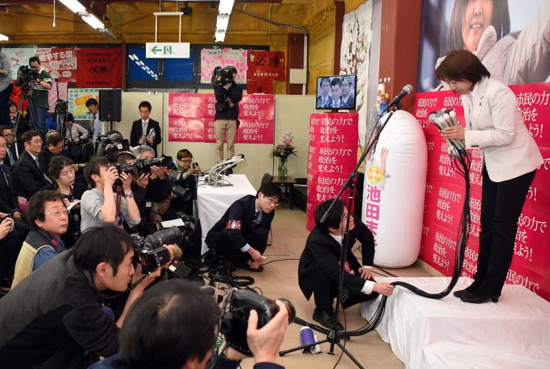 北海道補選:自民、参院選に弾み...