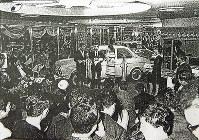 ドーチカでは開業翌年、毎日放送のサテライトスタジオが開設された=大阪市北区で