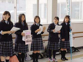 尼崎小田高等学校制服画像