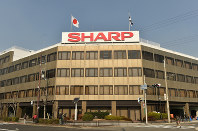 大阪市阿倍野区のシャープ本社