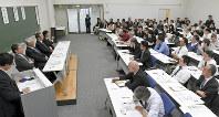 多くの大学、高校の関係者が出席した「第4回高大接続 教育改革シンポジウム」=東京都千代田区で