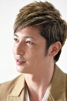 映画「探偵ミタライの事件簿」に主演の玉木宏=大西岳彦撮影