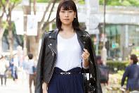 ザラジョに人気が高いライダースジャケット=日本ファッション協会提供