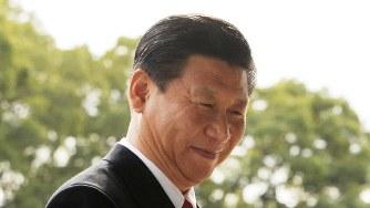中国の習近平国家主席=2009年12月、三浦博之撮影