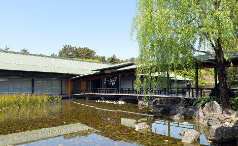 Photo Special: Kyoto State Guest House opened to the public