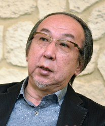 Hideo Yokoyama (Mainich)