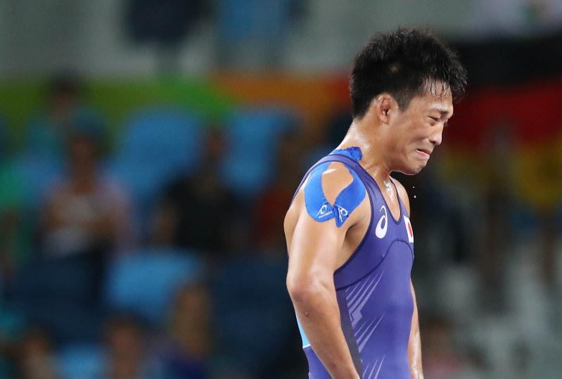 グレコ男子59キロ 太田が銀メダル