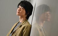 映画「君の名は。」で声優を務めた俳優の神木隆之介=大阪市北区で、山崎一輝撮影