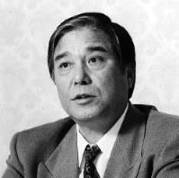 豊田泰光さん=1991年、若林昭一撮影