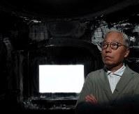 =東京都目黒区の東京都写真美術館で、竹内幹撮影