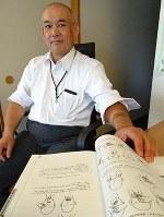 「日本でもエンバーミングはさらに広く認知されていくと思います」と話す日本遺体衛生保全協会のスーパーバイザー、馬塲泰見さん