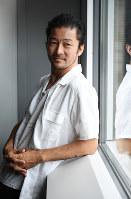 浅野忠信 俳優=東京都中央区で2016年9月2日、中村藍撮影