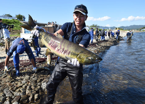 Photo Journal: Catch of the day
