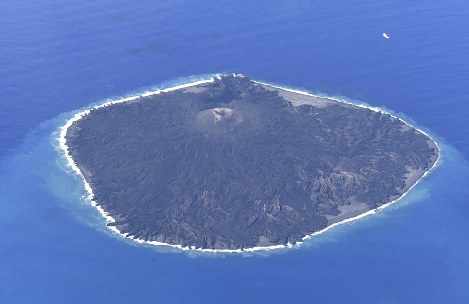 Photo Special: Island in the making