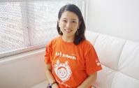 こうだ・けいこ 1975年、大阪府生まれ。関西外国語大学卒業。環境省系の特殊法人、ニフティを経て、出産後は起業支援投資会社で広報・IR室長を務める。2009年に株式会社アズママを創業。15年、三菱東京UFJ銀行のビジネスサポート・プログラム「Rise up Festa」ソーシャルビジネス分野で最優秀企業に選ばれる=山越峰一郎撮影