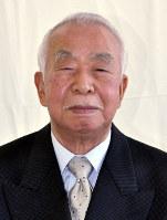 不二貿易の田坂良昭会長=北九州市で、石田宗久撮影