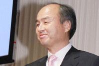 SoftBank Group Corp. CEO Masayoshi Son