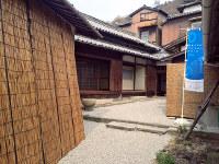 高松市の男木島で。迷路のような町のあちらこちらがアートそのもの