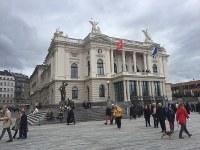 チューリヒ歌劇場の外観