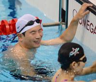 パラリンピックに6大会連続で出場し、金5個を含む21個のメダルを獲得した河合さん=木葉健二撮影