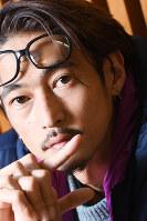 映画「沈黙-サイレンス-」に出演する窪塚洋介=兵庫県西宮市で、大西岳彦撮影