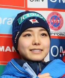 Sara Takanashi (Mainichi)