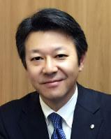 セイワ地研の次田武史社長=福岡市中央区で、松中友広撮影