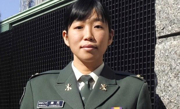 兼元とよ子さん ◆陸上自衛隊2等陸尉・兼元とよ子さん 2008年度卒 ... 東京・聖心女子学院