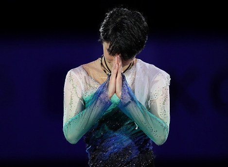 In Photos: Hanyu takes 2nd, Chen 1st in Four Continents championships
