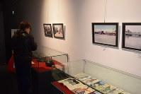 昭和の懐かしい写真や資料を集めた「収蔵資料展」