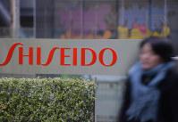 資生堂の在庫問題は容易に解消されなかった=東京都港区の汐留オフィスで、猪飼健史撮影