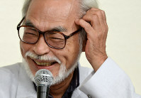 Hayao Miyazaki (Mainichi)