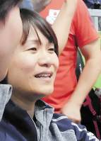 リオデジャネイロ五輪で銅メダル獲得を喜ぶ美乃りさん