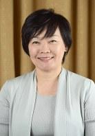 安倍晋三首相夫人の昭恵さん=竹内紀臣撮影