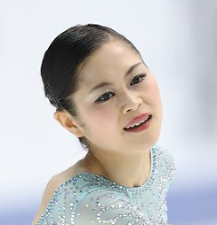 Satoko Miyahara (Mainichi)