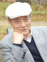 内田康夫さん=2014年10月31日、内藤麻里子撮影