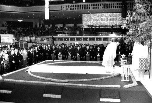 昭和毎日:昭和60年1月9日 国技...