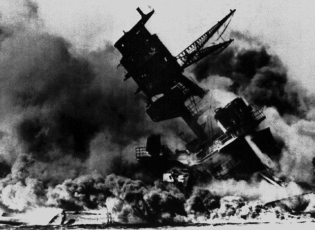 日米開戦73年:真珠湾「日本被害...