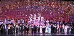 新旧のスターが大集合した「夢の祭典」